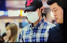 Big Bang @ Incheon Airport to Zhongshan, China (160721) [PHOTO] - bigbangupdates