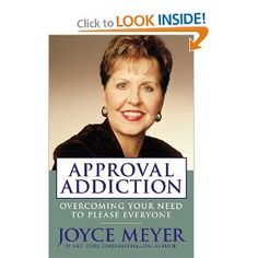 Approval Addiction Overcoming Your need to Please Everyone  By Joyce Meyer      If you're a people pleaser and have a hard time saying no, or being firm with your boundaries this book is def for you.