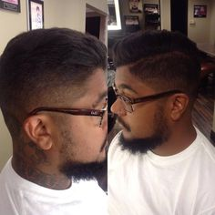 Mens Faded Style do