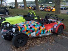Lotus 7 Club day - Brands Hatch
