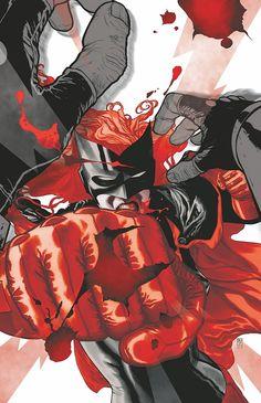 JH Williams - Batwoman