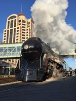 Steamin' at the Virginia Museum of Transportation September 3 - September 5 Virginia Museum of Transportation· Buy Tickets