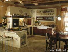 Cucine classiche componibili Borgo Antico Luisa | Casa | Pinterest ...
