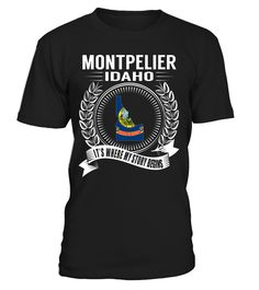 Montpelier, Idaho - It's Where My Story Begins #Montpelier