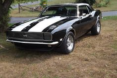 """1968 CAMARO SS/RS BIG BLOCK"" My dream car this is the exact one I always wanted"