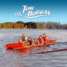 3-Person TowBoggan