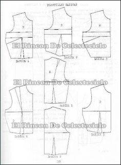 Principios de Patronaje - El Rincon De Celestecielo