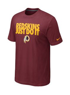 Nike Just Do It Redskins T-Shirt #GOSKINS