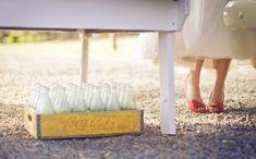 Farmer's Market Wedding Inspiration Shoot