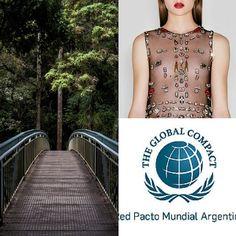 """""""Cambiando el Mundo a través de la Moda"""" @centrotextilsus Programa #Sustentable http://blgs.co/Z-V4vL"""