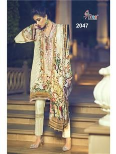 Buy Designer Dress Material & Salwar Suit Online in India