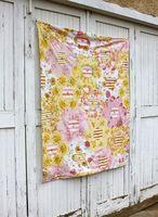 hexy baby quilt