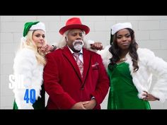 sumpn claus saturday night live snl everybody gets something sump n from santa clause rap song - Saturday Night Live Christmas Song