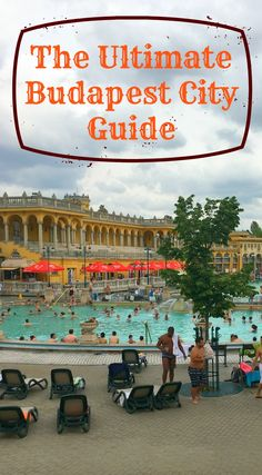 The Ultimate Budapest Guide for Where to Stay, What to Do, and How to Budget!