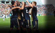 Philadelphia Union of the MLS
