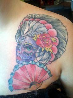 victorian tattoo on Tumblr Victorian Tattoo, Watercolor Tattoo, Tumblr, Tattoos, Tatuajes, Watercolour Tattoos, Tattoo, Watercolor Tattoos, Tattoo Illustration