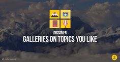 There is no end to discovering new things in this world. Download the galleri5 app to explore new things around you and around the world!