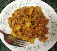 Debbi Does Dinner... Healthy & Low Calorie: Apple Risotto