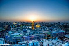 THE KINGDOM OF TWO BROTHERS IN KARBALA