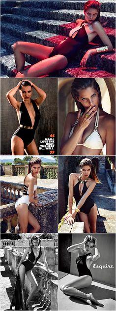 Honeymoon Swimwear Giveaway: Win A Sexy Bikini From Moeva - MODwedding Swimsuits, Bikinis, Swimwear, Mod Wedding, Resort Wear, Sexy Bikini, Giveaway, Swimming, Women