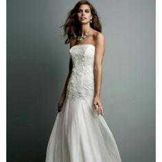 Galina Bridal Gown Chantilly Lace