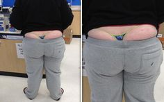 Here is awesome photo collection of funny people that grace us with their presence at Wal-Mart. Don't miss funny people of Walmart. lol - Page 23 of 30 Go To Walmart, Only At Walmart, Walmart Pics, Walmart Outfits, Walmart Humor, Funny Images, Funny Pictures, Fail Pictures, People Of Walmart Pictures