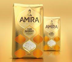 Amira - The Dieline -