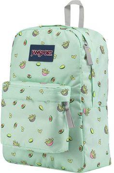 Cute Jansport Backpacks, Girl Backpacks, Leather Backpacks, Leather Bags, Cute Backpacks For School, Cute School Bags, Mochila Jansport, Jansport Superbreak Backpack, Backpack Travel Bag