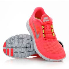 Nike Running Shoes...I love the barefoot feel these give...so lightweight!!!