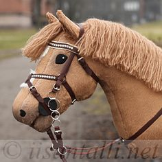 Horse Stables, Horse Tack, Stick Horses, Star Stable, Horse Crafts, Hobby Horse, Palomino, Sewing Stuffed Animals, Horses