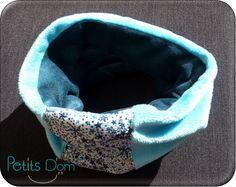 tutoriel pour snood enfant (écharpe tube) from http://petitsdom.canalblog.com/archives/2012/12/18/25947311.html P1100254_blog