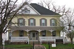 Dyer-Botsford Historical House and Museum (Dyersville, Iowa)