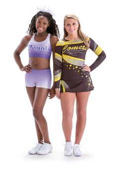 Varsity Cheer Uniform Coloring Book | Coloring Pages