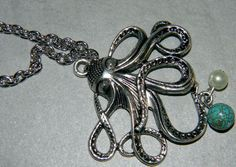 Octopus necklace