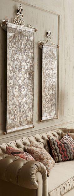 Decor I Adore Ironwork Tapestries charisma design- ♔LadyLuxury♔