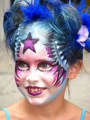 The World's Best Photos of buskerfest Face Paintings, Barbarian, World Best Photos, Cool Photos, Halloween Face Makeup, Portrait, Carnival, Makeup, Headshot Photography