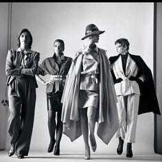 Vogue Daily — Helmut newton