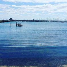 St.kilda pier area -