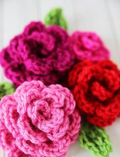 22 Easy Crochet Flowers For Beginners | DIY to Make