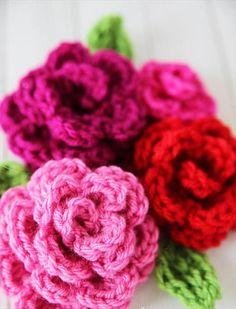 22 Easy Crochet Flowers For Beginners   DIY to Make