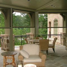 screen rolls for porches | Manual Retractable Screens