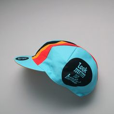 Belgian Stripe Cycle Cap LMNH