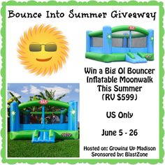 Bounce Into Summer Giveaway - Joyful Gifts by Julie