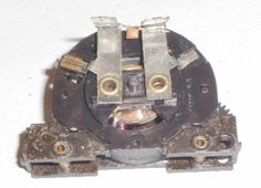 Hornby Ringfield motor with end plate fitted
