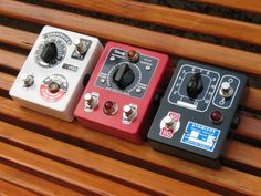 Making your pedals robust    (incidentally, probably some of the coolest pedals I have seen!)