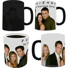friends mug - cheaper changing mug