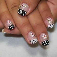 uñas decoradas para pies - Buscar con Google Pink Nail Art, Gel Nail Art, Wow Nails, Cute Nails, Short Nail Designs, Nail Art Designs, Daisy Nails, Watermelon Nails, Polka Dot Nails