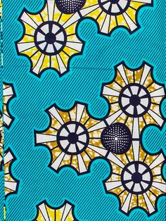 African Fabric Super Wax