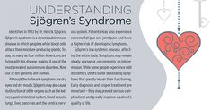 living with Sjögren's syndrome