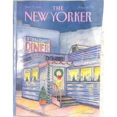 Cover Print of The New Yorker, December 7 1987 | $4.72